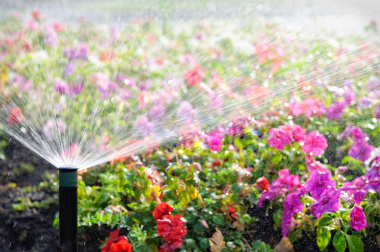 automatic sprinkler watering systems