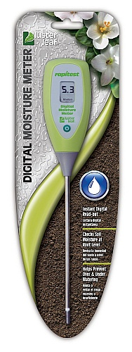 Rapitest Digital soil moisture meter
