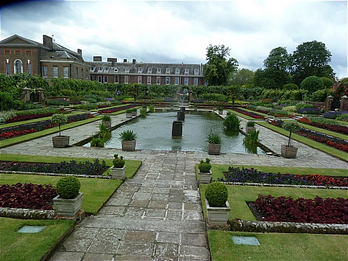 london kensington palace and gardens