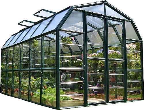 Rion 8x12 Greenhouse