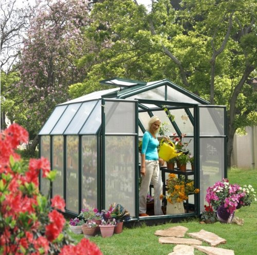 Rion 8x24 Greenhouse