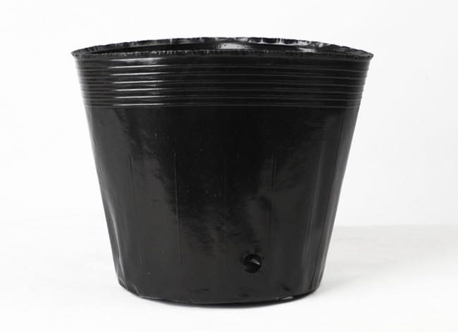 Heavy-Duty Round Nursery Pots