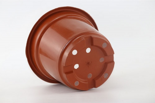 Plastic Planting Pots with Drainage Hole