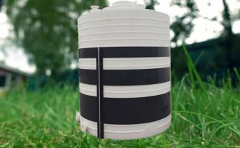 rain barrel water