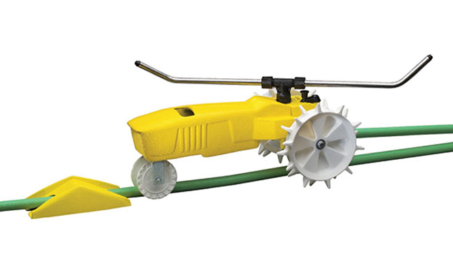 Nelson Traveling Rain Train Sprinkler