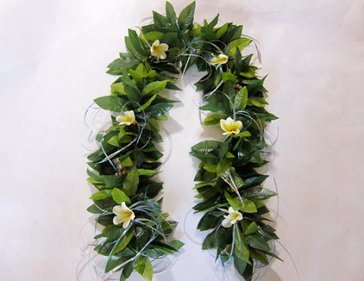 traditional leis
