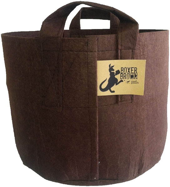 Root pouch grow bags - Boxer Line